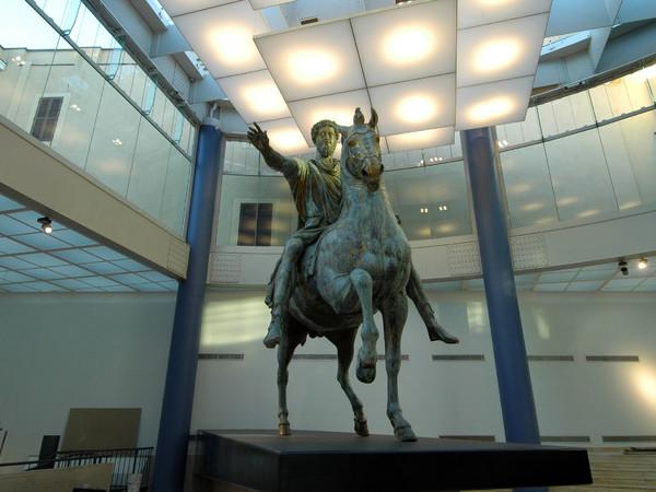 Marco Aurelio, Musei Capitolini, Roma