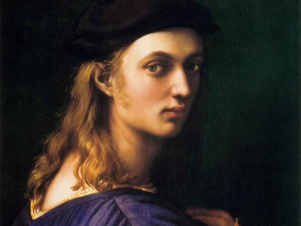 Raffaello Sanzio, Ritratto di Bindo Altoviti, 1515, Olio su tavola, 43.8 x 59.7 cm, National Gallery of Art, Washington