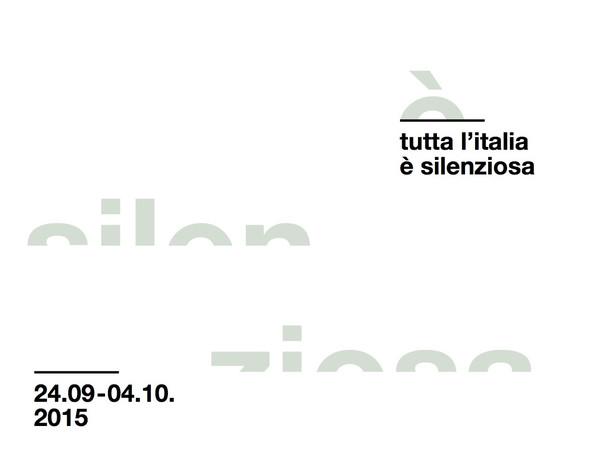 Èdra - Tutta l'Italia è silenziosa