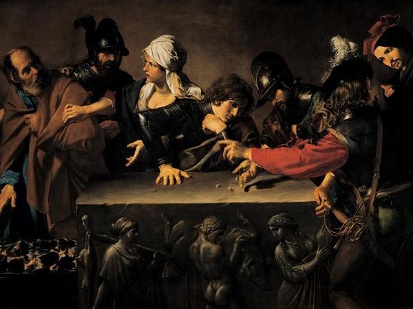 Valentin de Boulogne, Negazione di Pietro