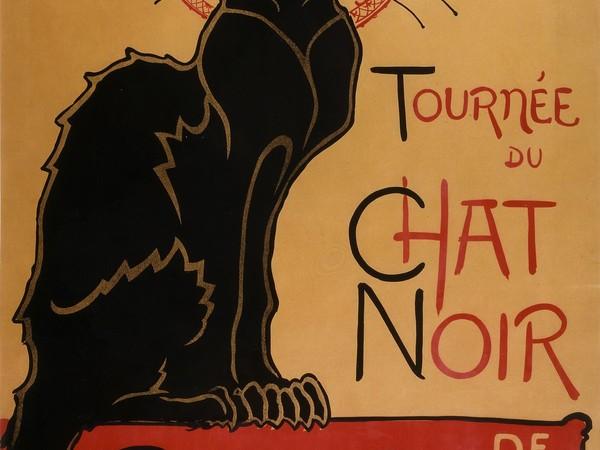 Théophile Alexandre Steinlen, Tournée du Chat Noir de Rodolphe Salis