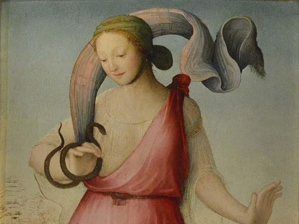 Domenico Beccafumi, Cleopatra, Siena, Collezione Chigi Saracini MPS