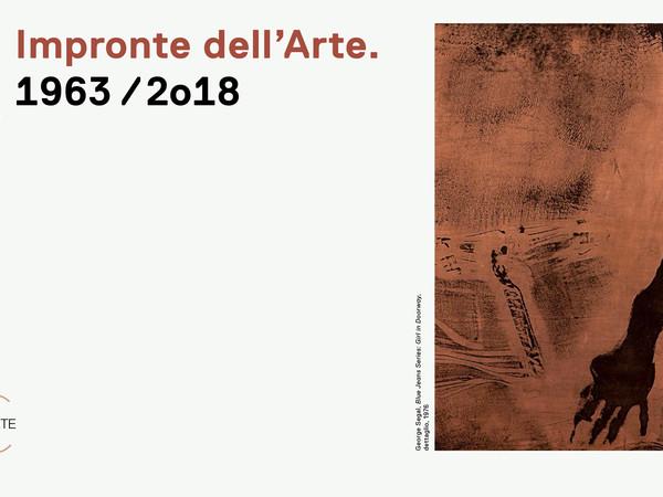 Impronte dell'Arte. 2RC 1963/2018, Galleria Nazionale d'Arte Moderna e Contemporanea, Roma