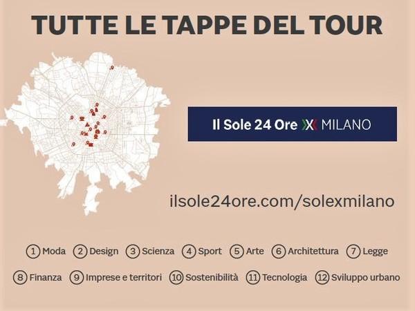 Il Sole 24 Ore x Milano