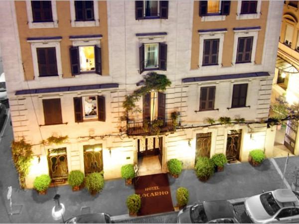 hotel locarno a roma albergo itinerari turismo