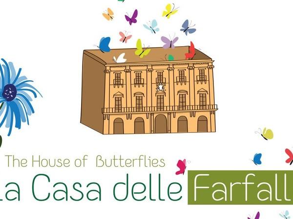 La Casa delle Farfalle, Palazzo Belmonte Riso, Palermo