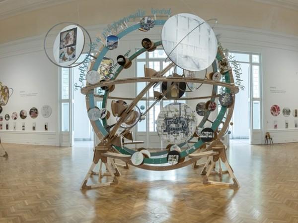 Cosmowomen, Galleria Nazionale d'Arte Moderna e Contemporanea, Roma.Installation View I Ph. Monkeys Video Lab<br />