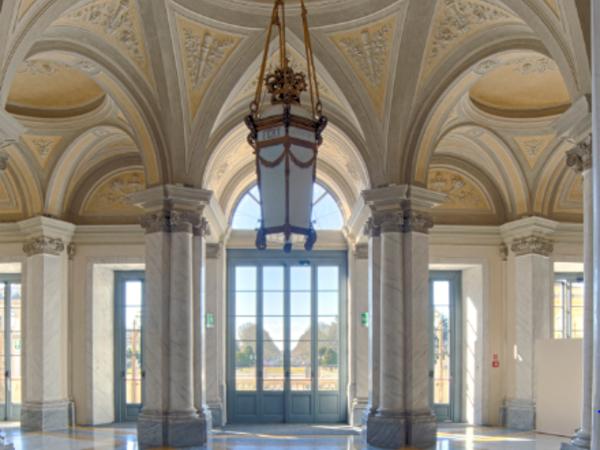 Villa Reale di Monza, atrio