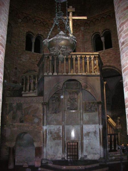Tomba di San Petronio