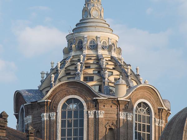 Cupola della Cappella della Sindone, Torino
