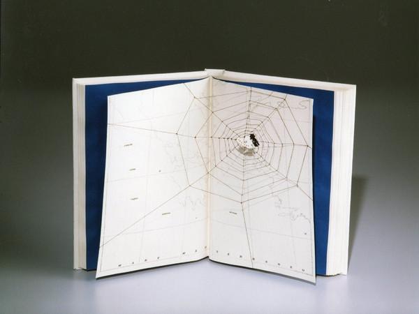 Chiara Diamantini, La cattura di Lesbo, 1990, 25x33 cm.