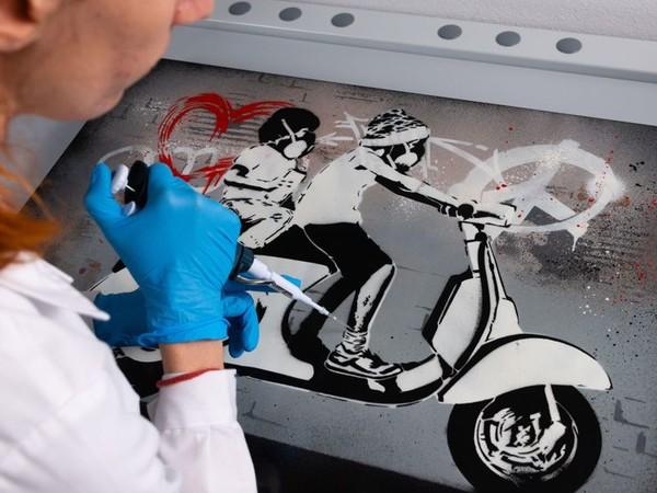 Presentato a Padova il sistema invisibile per proteggere le opere d'arte<br />
