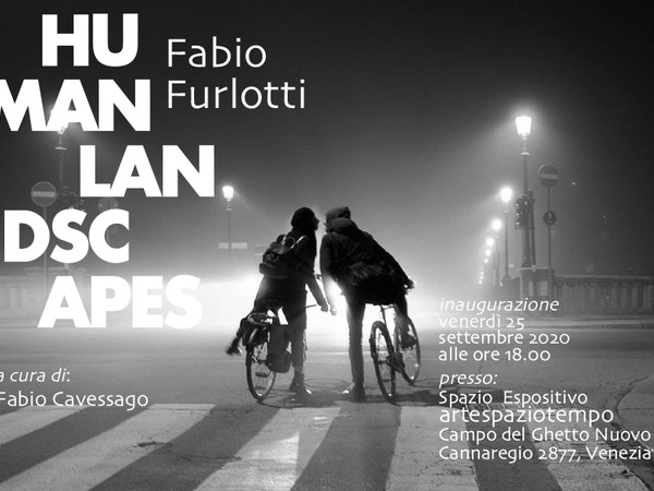 <em>Fabio Furlotti. Human Landscapes</em>,Galleria Arte Spazio Tempo, Venezia