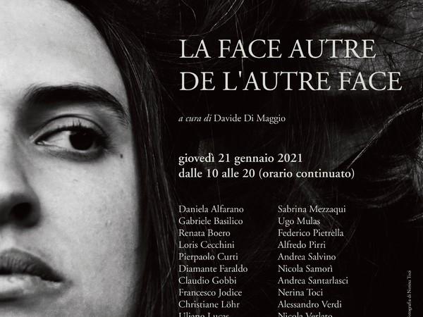 La Face autre de l'autre Face, Fondazione Mudima, Milano