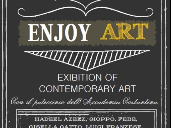 Enjoy Art, TerredAcqua, Roma