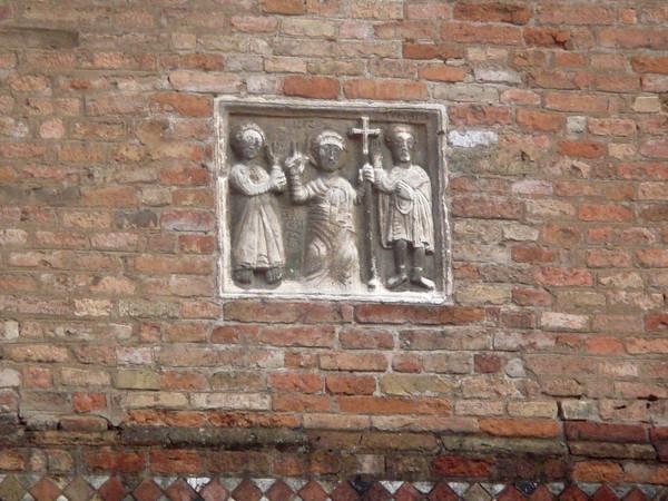 Cristo morto e il cappellano Bartolino