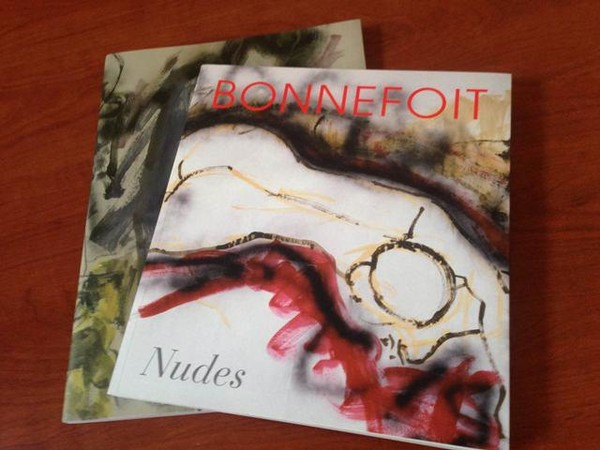 Alain Bonnefoit, Vive la vie - pittura e (altri) amori