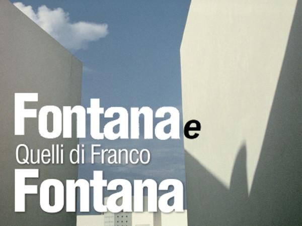 """Franco Fontana e """"Quelli di Franco Fontana"""", Spazio Tadini, Milano"""
