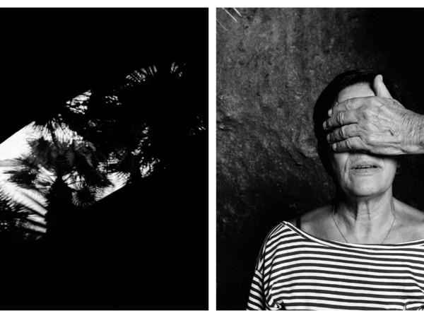 Monica Biancardi, Punti di Vista - Intravisione, 2017. Stampa su Fine art, 50x50 (x2) ed 1 di 3