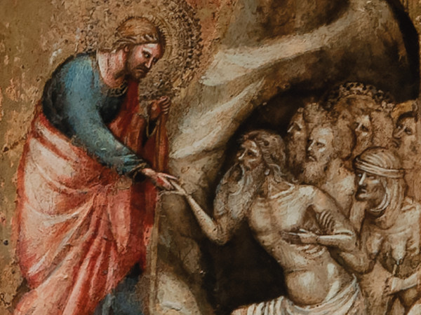 LA RESURREZIONE DI CRISTO: L'IMMAGINE CHE UN TEMPO NON C'ERA