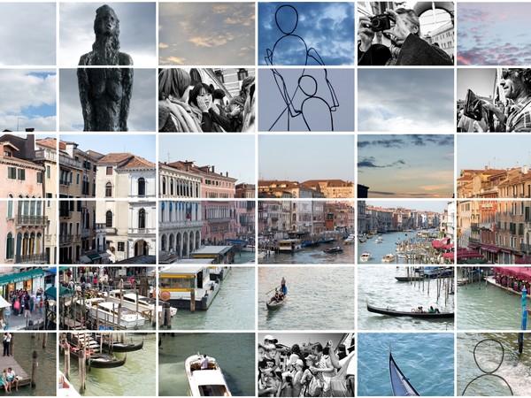 <em>Rivus Altus, 10.000 frammenti visivi dal ponte di Rialto a Venezia</em>