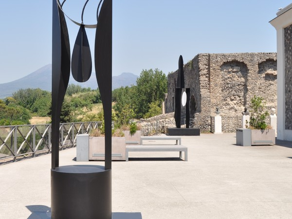 Terrazza dell'Antiquarium, Scavi di Pompei