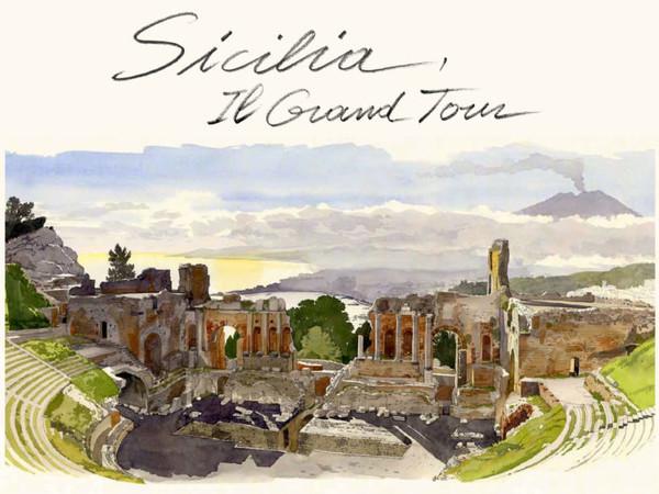 Sicilia. Il Grand Tour, Palazzo Reale, Palermo