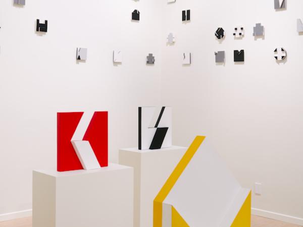 Lygia Pape, 2019. Installation view at Fondazione Carriero, Milan
