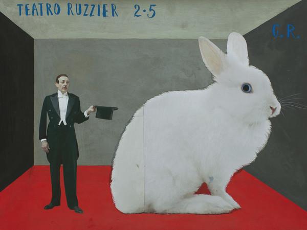 Paolo Ventura, Teatro Ruzzier, Da G.R. Grazia Ricevuta, 2019 | © Paolo Ventura