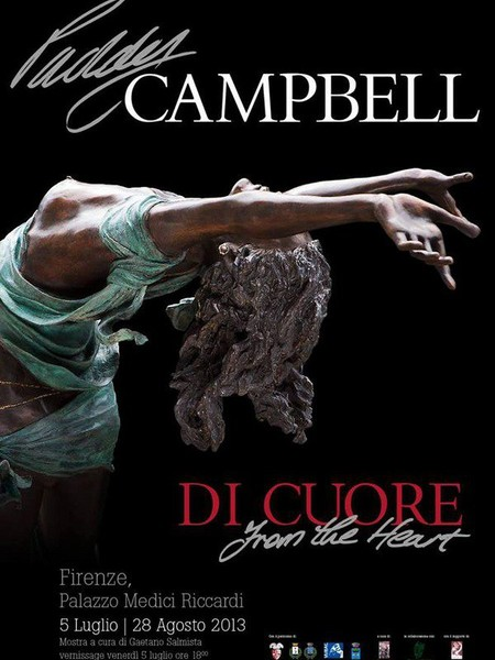 Paddy Campbell. Di Cuore - From the Heart, Palazzo Medici Riccardi, Firenze