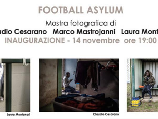 Football Asylum, Roma