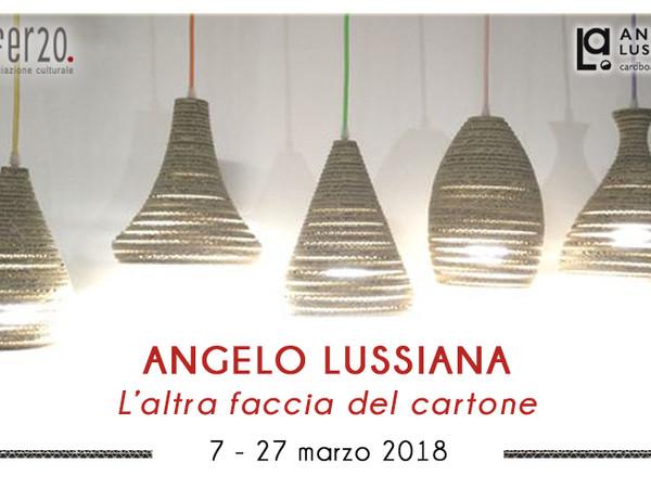 Angelo Lussiana. L'altra faccia del cartone, Associazione Culturale Galfer20, Torino