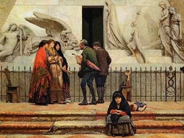 <em>Canova, Tiziano e Basilica dei Frari a Venezia nell'Ottocento</em>