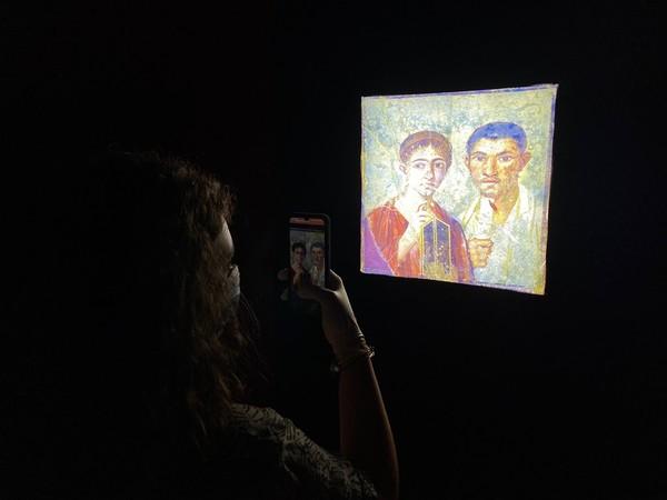 Visita al MAV Museo Archeologico Virtuale di Ercolano