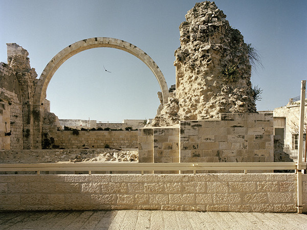 "© Giovanni Chiaramonte | ""Arco Gerusalemme"" 1988"