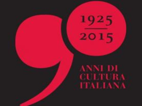 Treccani 1925-2015. La cultura degli italiani, Complesso del Vittoriano, Roma
