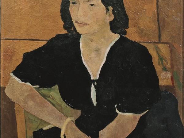 RenatoBirolli, Signora col cappello