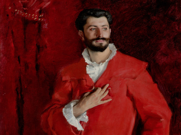 John Singer Sargent, Dr Samuel-Jean Pozzi, 1881, Los Angeles, The Hammer Museum, Armand hammer Collection