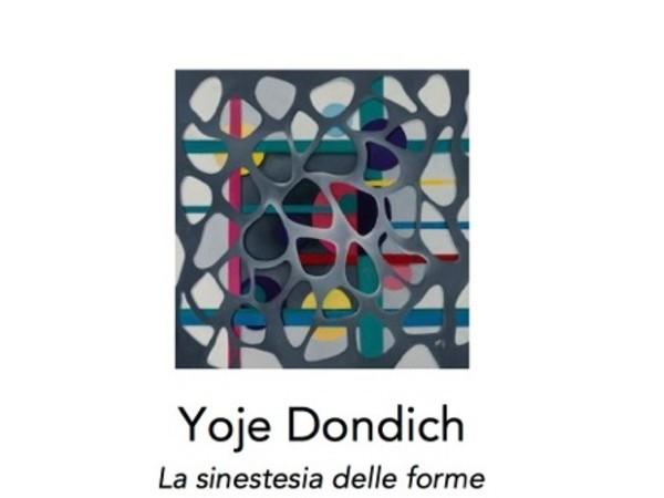 Yoje Dondich. La sinestesia delle forme, Palazzo dei Giureconsulti, Milano