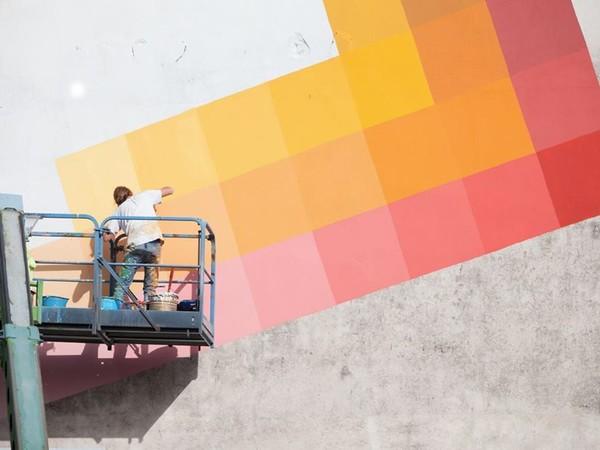 Alberonero, Biennale del Muro Dipinto di Dozza, 2017