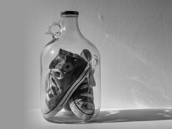 Jeff Scanlan, Bottle Magic, 2000