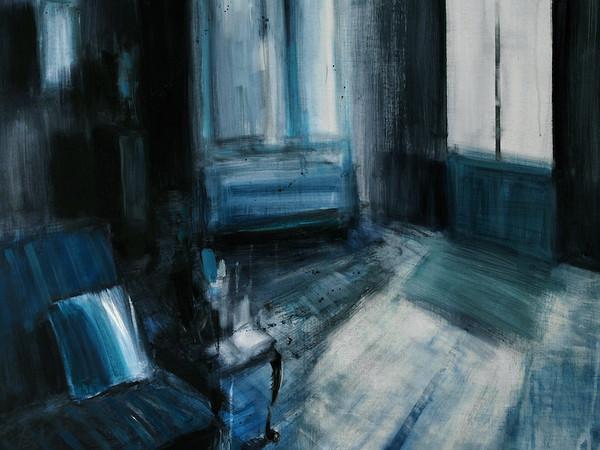 Tina Sgrò, Luce-vita, 2014, cm. 100x100