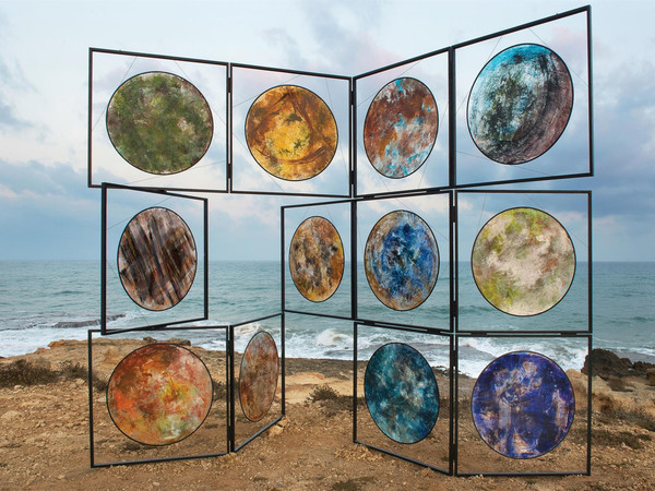 Beverly Barkat, After the Tribes, anteprima dell'installazione in Israele