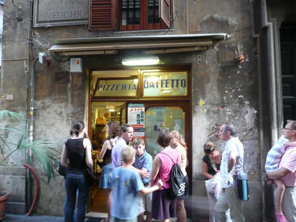 Pizzeria da Baffetto