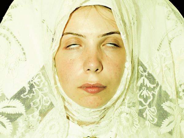 Valeria Cherchi, Piera ritratta come la Beata Antonia Mesina