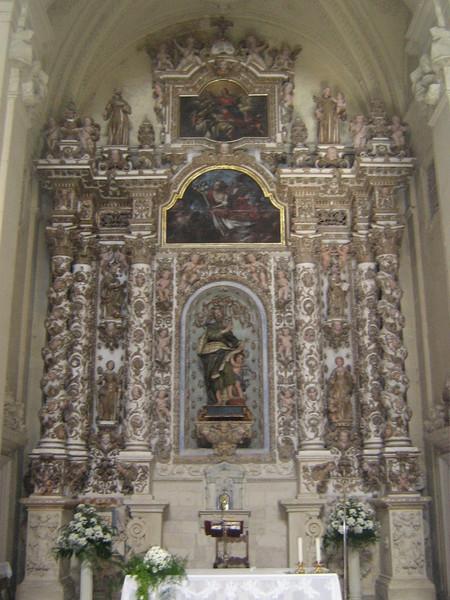 Statua di san Tommaso apostolo