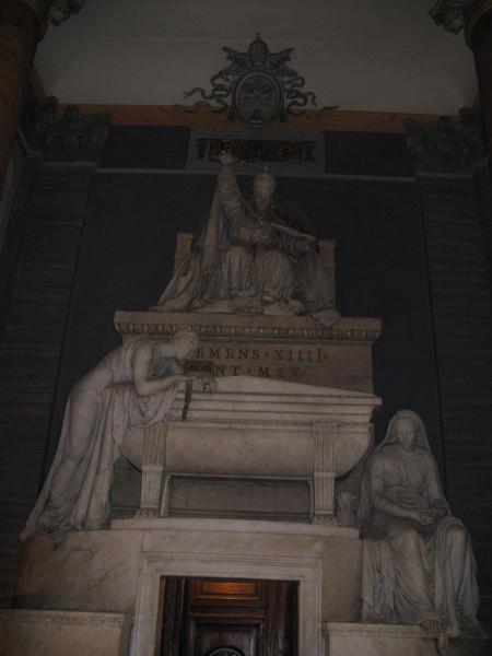 Monumento funebre di Clemente XIV