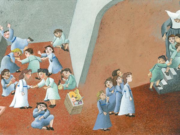 Agata Smeralda, Il gioco dei bambini
