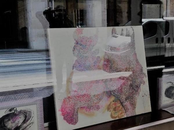 L'Eterno Fascino dell'Arte - Beatrice Sansavini, vetrina della Camera di Commercio Forlì-Cesena