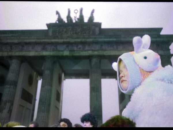 Massimo Golfieri, Berlin, 1989
